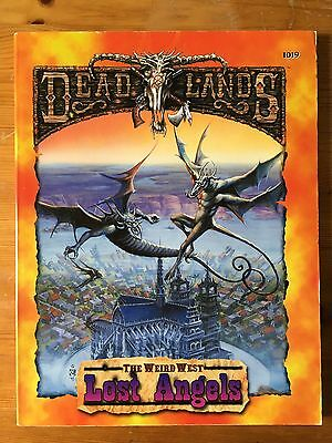 Deadlands - The Weird West: Lost Angels - Pinnacle 1019