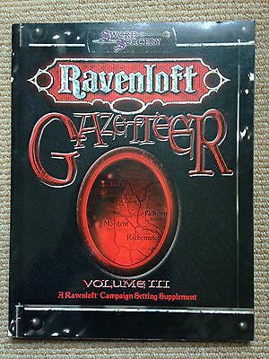 Ravenloft Gazeteer Volume III / Volume 3