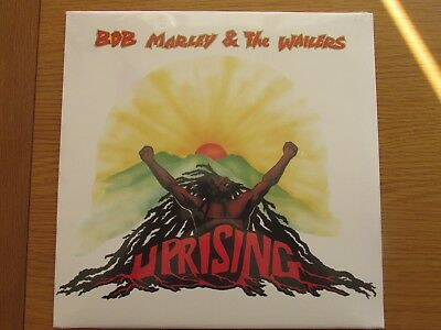 BOB MARLEY & THE WAILERS Uprising 2015 EU VINYL LP  NEW SEALED REDEMPTION SONG