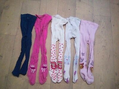 Lot de 5 paires de collants 12-18 mois Disney