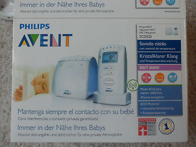 philips avent babyphone scd 525 eur 1 00 picclick de. Black Bedroom Furniture Sets. Home Design Ideas
