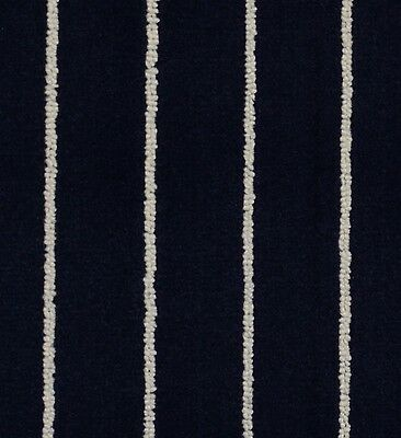 Boat, marine carpet , Quality Australian made product.2 metre wide,Navy/cream