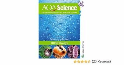 GCSE Biology (AQA Science) by Ann Fullick Paperback Book The Cheap Fast Free