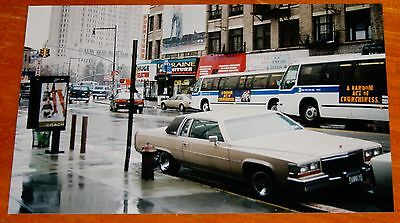 Brooklyn New York 2003 - Cadillac Coupe De Ville 1980 1981 1982 - Mta Rts Buses