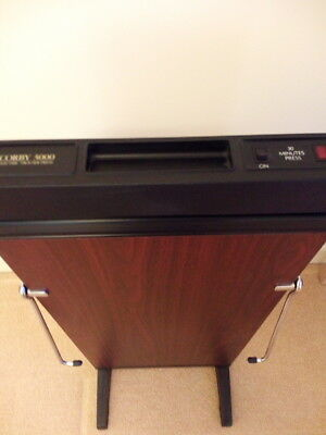 Corby 3000 trouser press. Free delivery along A12 from Ipswich to London.