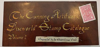 Discworld Stamp Catalogue Volume 2 - Discworld Stamps