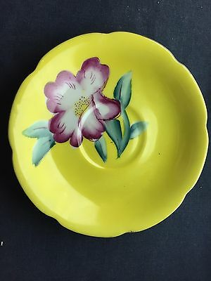 Shafford Japan hand painted plate