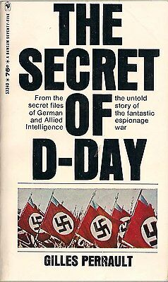 The Secret of D-Day by Gilles Perrault