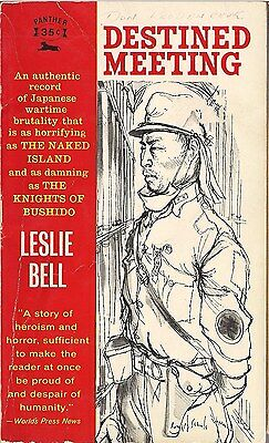 Destined Meeting (Changi Gaol camp)by Leslie Bell
