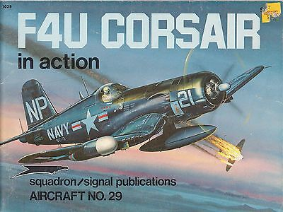 F4U Corsair in Action (Aircraft No. 29) by Jim Sullivan/Don Greer