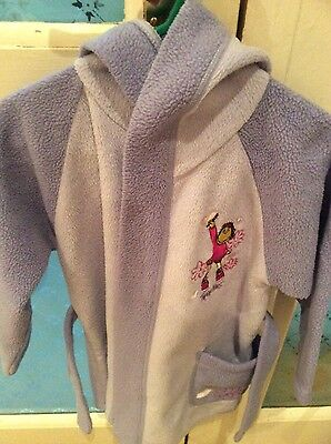Childs dressing gown age 18-24 mths