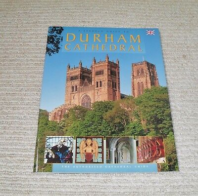 Durham Cathedral Official Guidebook NEW & Perfect