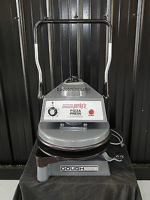 Doughpro Pizza Dough Commercial Press Tortilla Manual Heated Counter Top