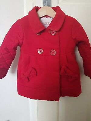 Girls 12-18 Months Ted Baker Coat