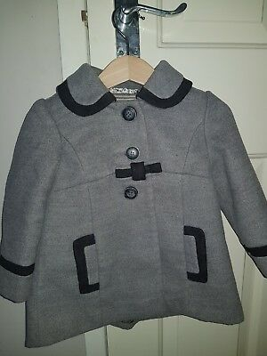 Girls Next Coat Age 12-18 Months