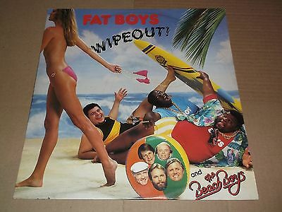 Fat Boys ‎– Wipeout