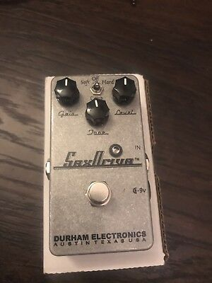 Durham Electronics Sex Drive Overdrive Boost Pedal