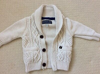 Baby Boys Joules Jumper Age 3-6 Months