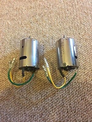 Tamiya 540-J Motor (Mabuchi RS540-SH) 53689  One Only Motor Used Only 3 Times