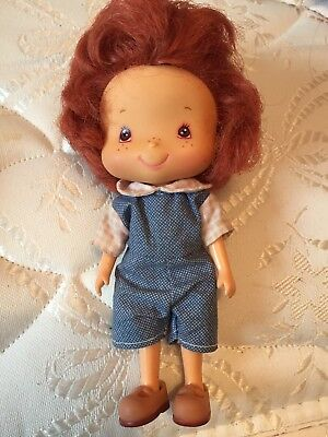 Vintage Strawberry Shortcake Doll, With Shoes