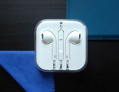 Apple Earphones Headphones Earbuds for iPhone 5 6 6S 6+ 6S+ Shipped from Canada