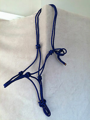 Natural Horsemanship Rope Halter For Parelli