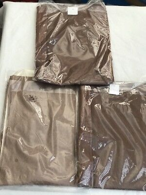 New Vintage   Classic Seamed Full Fashion Nylon Stockings Size 11  3. Pairs