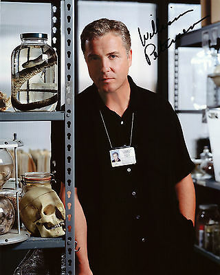 William Petersen - Gil Grissom - CSI - Signed Autograph REPRINT