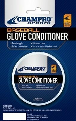 Champro Baseball Glove Conditioner. Delivery is Free