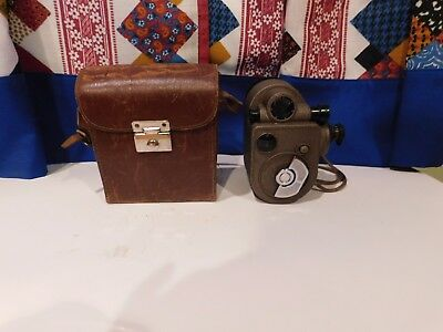 Vintage Revere Eight 88 Windup 8MM Film Movie Camera(Not Tested)