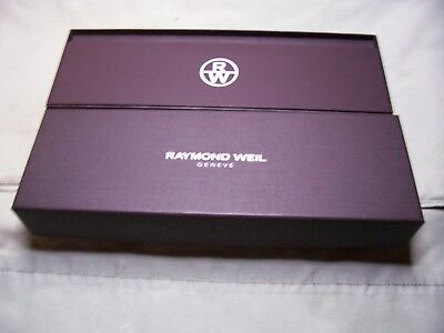 Raymond weil 5376 ladies traditional white dial quarts watch