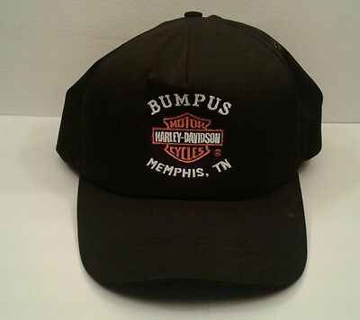 Bumpus Harley-Davidson Motorcycles Memphis, Tennessee Hat