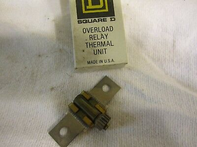 Square D B62 Overload Relay