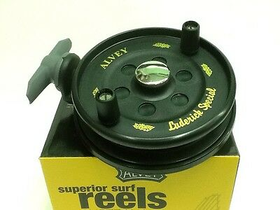 Alvey 475B Blackfish Reel Dual Ball Bearing Model + FREE Bonus