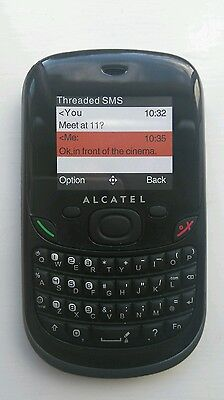 Fake dummy mobile alcatel joke toy M1