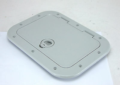 Boat Access Hatch S3000 SERIES GRAY UV RESISTANT ACCESS HATCH SMALL
