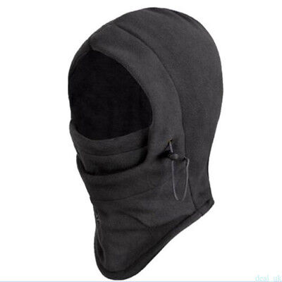 Cold Weather Winter Warm Balaclava Ski Mask Snow Boarding Camping Survival Head