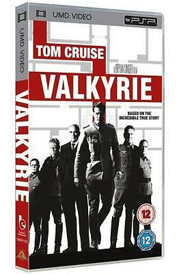 Valkyrie (New and Sealed) Sony PSP UMD Video Movie