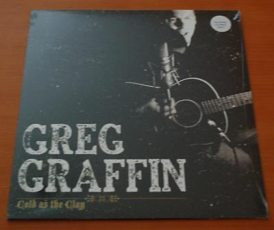 Greg Graffin - Cold As The Clay - 2017 RSD Sealed Coloured Vinyl LP