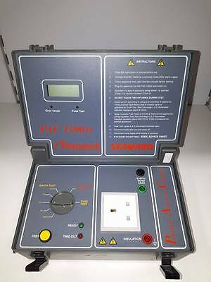 Portable Appliance Tester Pac 1500xi