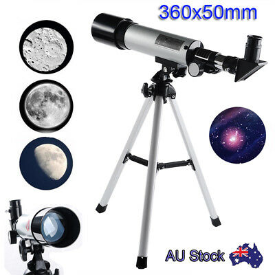 F36050 90x Zoom Astronomical Refractive Monocular Telescope Spotting Space Scope