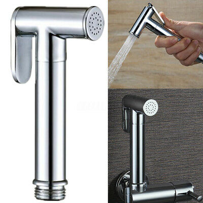 Cloth Diaper Brass Handheld Bidet Shower Shattaf Bathroom Toilet Sprayer Head