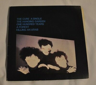 "Cure - One Hundred Years - 7"" Double Pack - Rare"