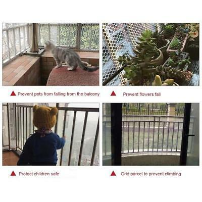 Child Baby Balcony Stairway Railing Safety Net Safety Durable