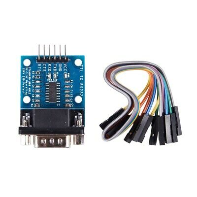 RS232 SP3232 TTL to male serial port TTL to RS232 level conversion serial m O2K8