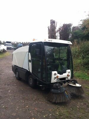 Johnston Cx200 Road Sweeper  Year 2010
