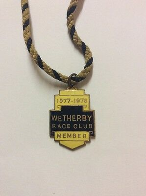 Wetherby 1977-1978