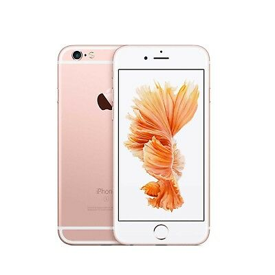 Movil Apple iPhone 6S Plus A1687 16 GB Rosa Nuevo