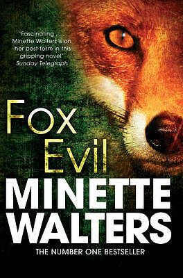 Fox Evil by Minette Walters (Paperback, 2012)-9781447207993-G061