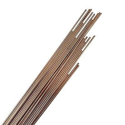 500g 2.4mm 2% Silver Solder Brazing Rods – Plumbing – Welding – Oxy Acet L